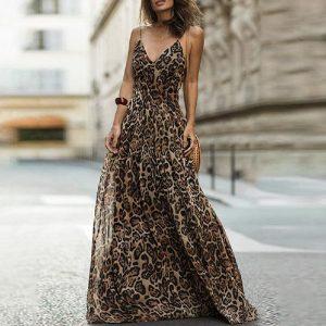 Maxi Long Boho Dress