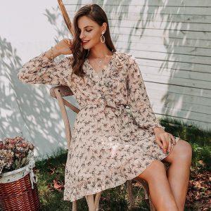Hippie Chic Girl's Short Dress