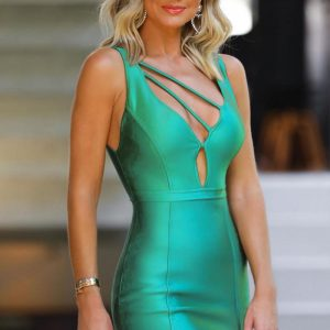 Sexy Bohemian Short Dress