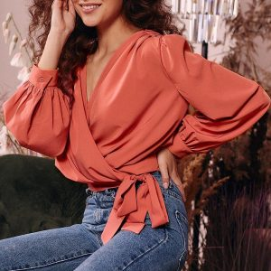 Bohemian Cover-Up Blouse