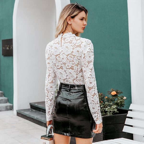 Bohemian Lace Top