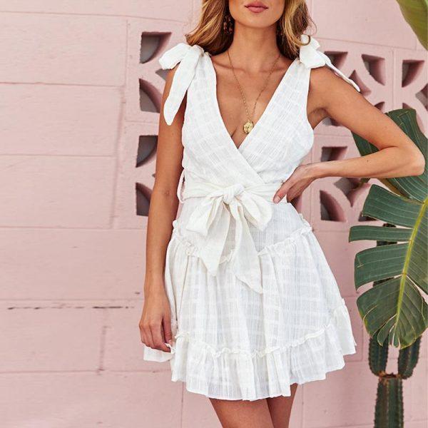 Bohemian Short Wedding Dress