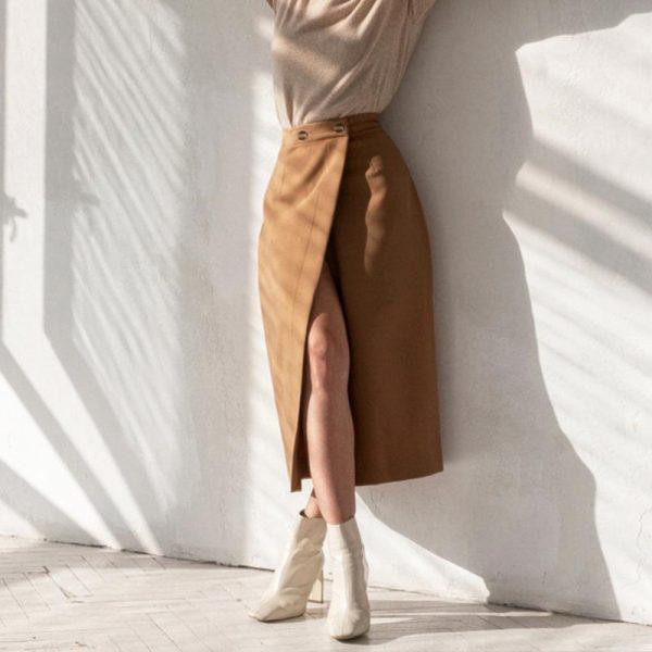 Long Skirt Hippie Style