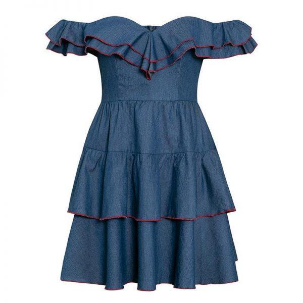 Hippie Off Shoulder Dress