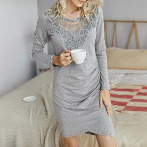 Elegant Hippie Short Dress
