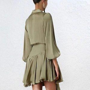 Bohemian dress for winter