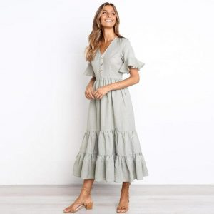 Dress boheme chic mother of the bride