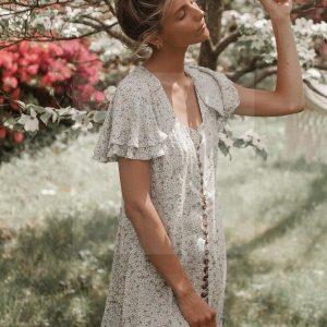 Bohemian dress ibiza
