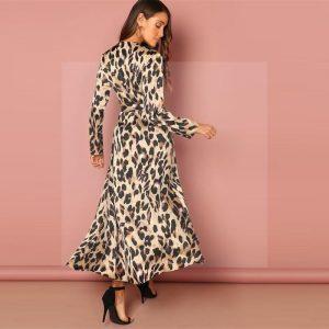 Bohemian long dress luxury